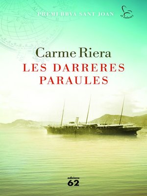 cover image of Les darreres paraules