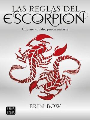 cover image of Las reglas del escorpión