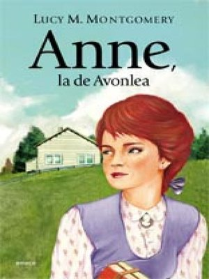 cover image of Anne, la de Avonlea