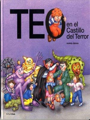 cover image of Teo en el castillo del terror