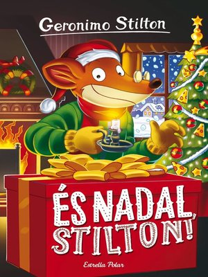 cover image of És Nadal, Stilton