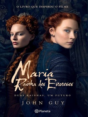 cover image of Maria, Rainha dos Escoceses