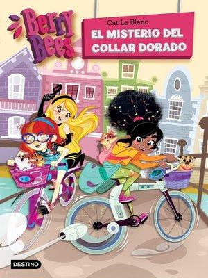 cover image of El misterio del collar dorado
