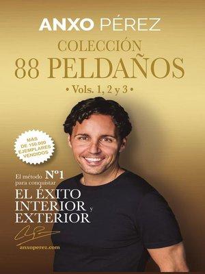 cover image of Los 88 peldaños (3 volúmenes) (Pack)