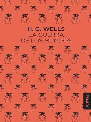 cover image of La guerra de los mundos