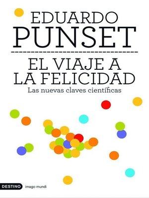 cover image of El viaje a la felicidad