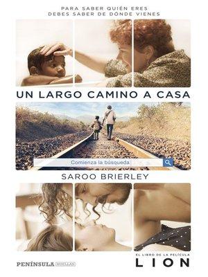 cover image of Un largo camino a casa
