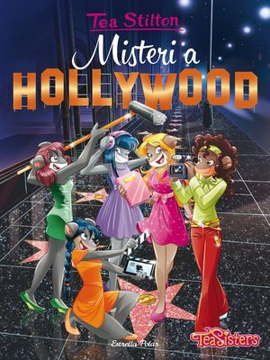 cover image of Misteri a Hollywood