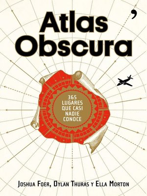 cover image of Atlas Obscura