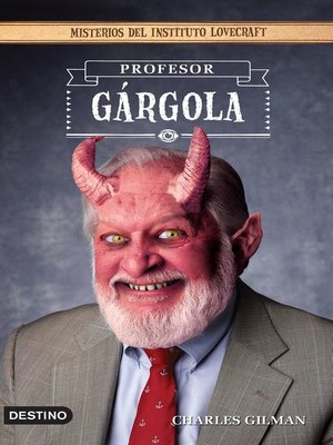 cover image of Profesor Gárgola