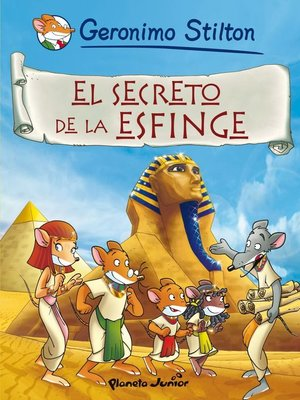 cover image of El secreto de la esfinge