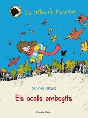 cover image of El misteri dels ocells embogits