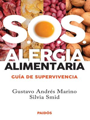 cover image of SOS alergias alimentarias