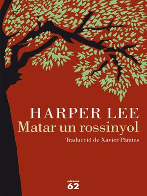 cover image of Matar un rossinyol