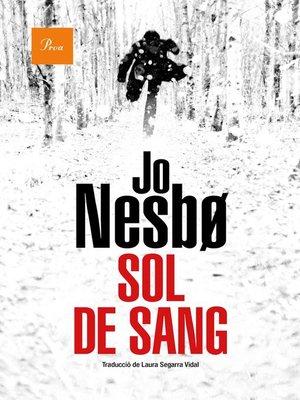 cover image of Sol de sang