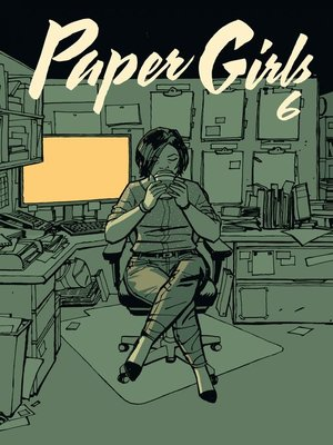 cover image of Paper Girls 6