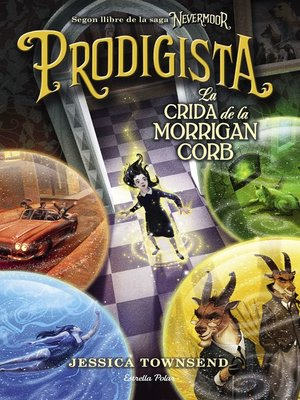 cover image of Nevermoor. Prodigista