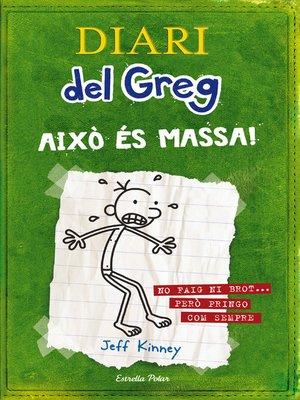 cover image of Això és massa!: No faig ni brot ... però pringo com sempre