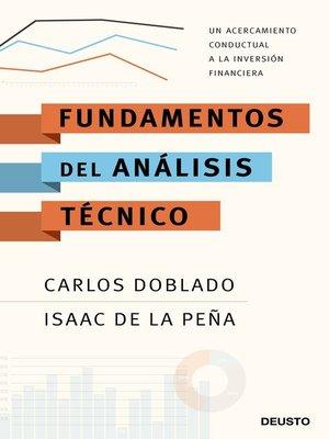 cover image of Fundamentos del análisis técnico