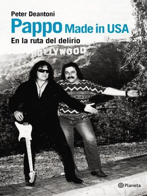 cover image of Pappo made in USA