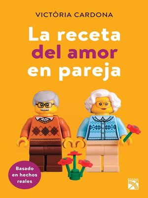 cover image of La receta del amor en pareja (Edición mexicana)