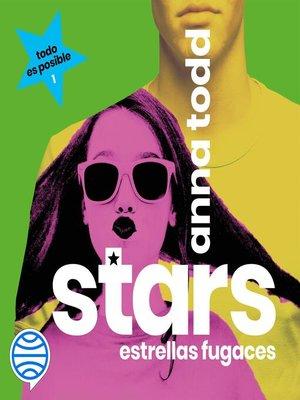 cover image of Stars. Estrellas fugaces
