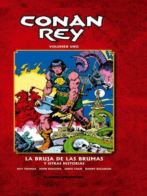 cover image of Conan Rey nº 01/11
