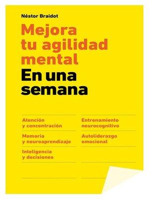 cover image of Mejora tu agilidad mental en una semana