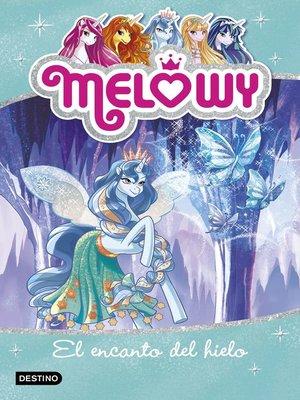 cover image of El encanto del hielo