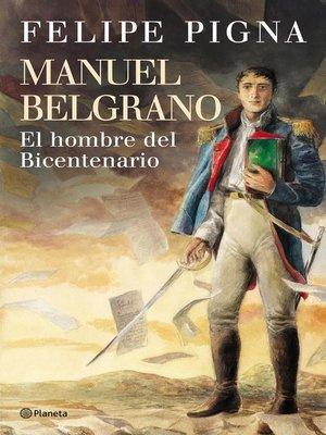cover image of Manuel Belgrano