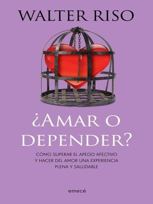 cover image of Amar o depender
