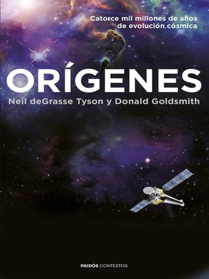 cover image of Orígenes