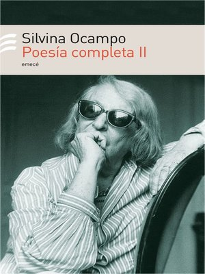 cover image of Poesía completa II