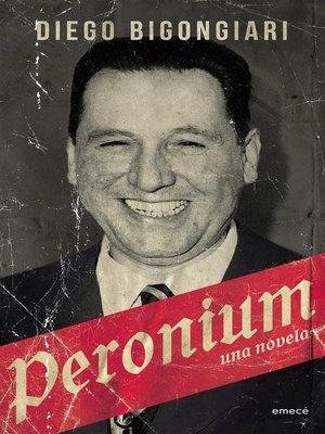 cover image of Peronium