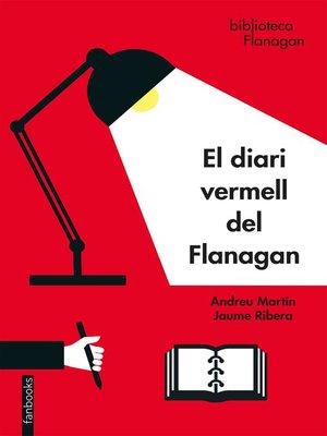 cover image of El diari vermell del Flanagan
