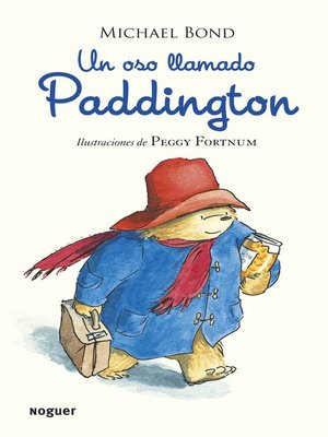 cover image of Un oso llamado Paddington