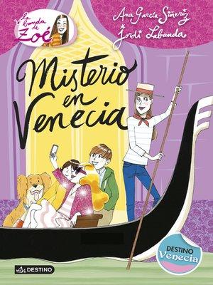 cover image of Misterio en Venecia
