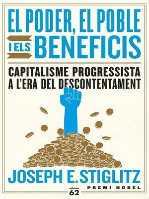 cover image of El poder, el poble i els beneficis