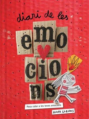 cover image of Diari de les emocions (Edició especial tauletes)
