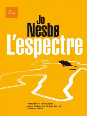 cover image of L'espectre