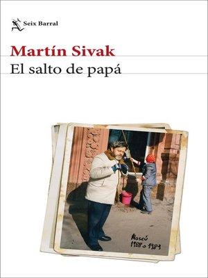 cover image of El salto de papá