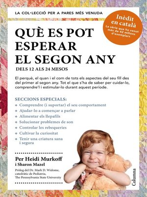 cover image of Què es pot esperar el segon any