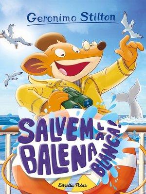 cover image of Salvem la balena blanca!