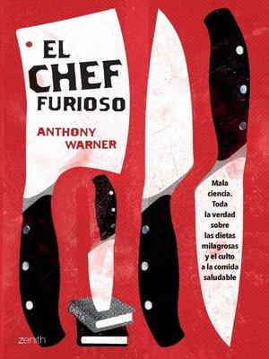 cover image of El Chef furioso (Edición mexicana)