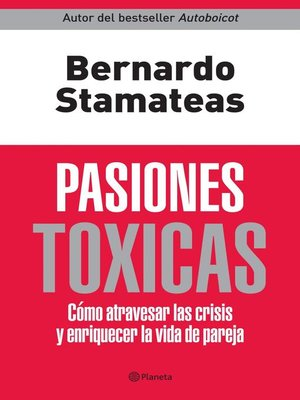 cover image of Pasiones tóxicas