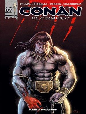 cover image of Conan el cimmerio nº 07/17