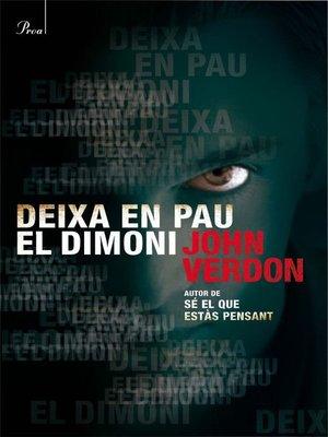 cover image of Deixa en pau el dimoni