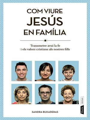 cover image of Com viure Jesús en família