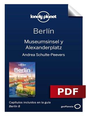 cover image of Berlín 8. Museumsinsel y Alexanderplatz