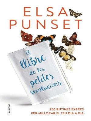 cover image of El llibre de les petites revolucions